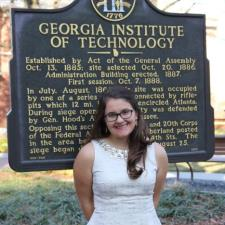 Karla W. - PhD student - focused on math, chem, & college/scholarship prep