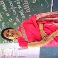 Rashmi S. - Was a teacher in India,has experience of more than 20 years