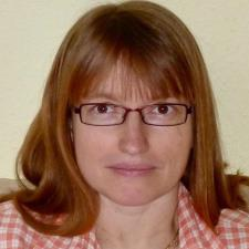 Kerstin M. - Kerstin M. native German speaker, certified SLP