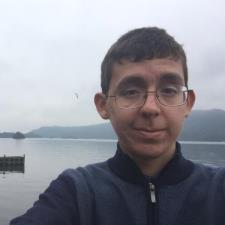 David M. - I study at UF (Pronounced Ooof)