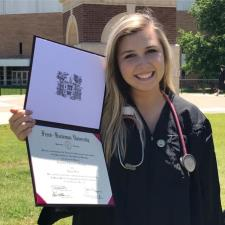 Sarah D. - Registered Nurse with a love of learning