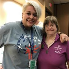 Ellie M. - Experienced Special Olympics Director With Part Time Availability