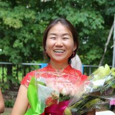 Jingjing X. - Perfect Mandarin Speaker!!good smile!!