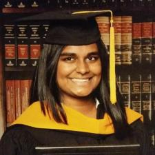 Harshini R. - Law school student who is ready to tutor