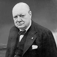 Winston Churchill photo