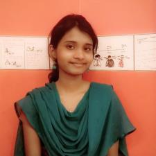 Ragini G. - Enthusiastic, Passionate for kids