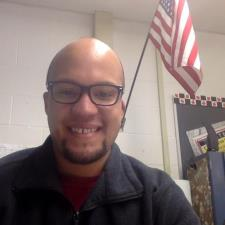 Curtis W. - Patient and Creative Special Education Teacher