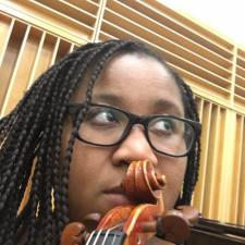 Rebecca B. - A music performance major with 12 years of violin experience