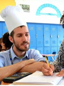 Ben I. - Certified Math Teacher with Master's in Education