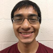 Sandeep S. - Math major at MIT.