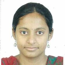 Sowmya C. - Tutor with a master's background