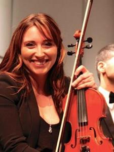Brittany M. - Violin, Sight Singing and Ear Training Lessons!