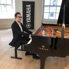 Michael K. - Pianist, Educator.