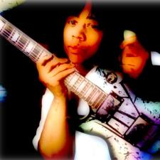 Acquanetta M. - Classically Trained Electric Guitarist