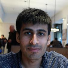 Siddharth T. - Electrical Engineering and Computer Science Graduate Student, MIT