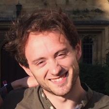 Will E. - Jefferson Scholar/ MSc University of Oxford