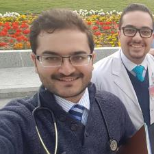 Marwan D. - My teaching passion has got me & others through Medschool