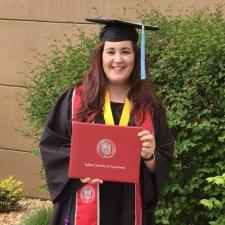 Lyndsay A. - A recent college graduate with a degree in Mathematics.