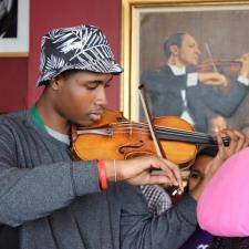 Linton R. - Violinist With 8+ Years Of Experience/Studying At Berklee