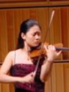 Ying C. - Violin and Viola, Master Degree(The Julliard School)