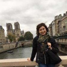 Anastassia P. - French Tutor with Prior Teaching Experience in France