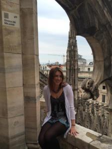 Allison S. - Italian Tutor Allison Dee
