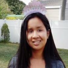 Mary Abby J. - Positive writing/reading tutor