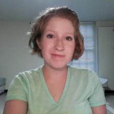 Haley B. - Fourth year English major who is ready to tutor