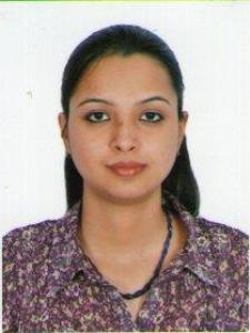 Shivangi S. - Project Support and Professional Unix and Oracle training
