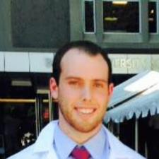 Joseph P. - My name is Joe and I am a current medical student at BU.