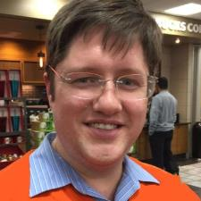 Kevin B. - A cheerful English tutor (ESL, ELA) who loves writing and technology