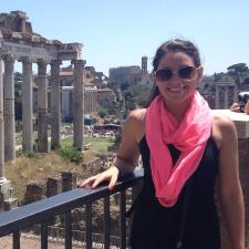 Angela H. - Graduate Student specializing in languages and history