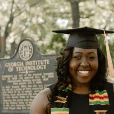 Kuna F. - Recent Georgia Tech grad with a degree in biochemistry