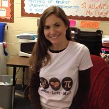 Nicole J. - Mathtastic Teacher