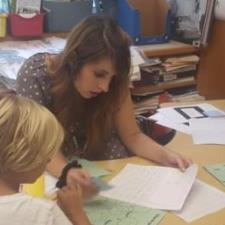 Tutor Certified teacher currently teaching Kindergarten in Nassau.