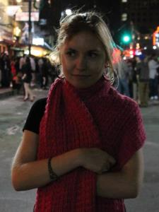 Yuliya K. - Russian language and literature teacher