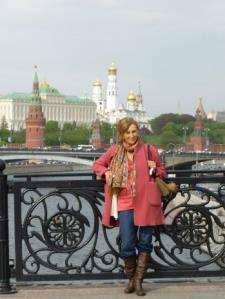 Maria O. - Professor of Russian, DLI, all ages, all levels