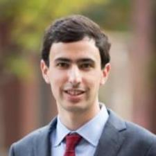 Jared F. - UPenn Grad/Former NY Yankees Quant