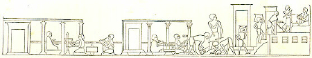 Image from Tomb of Chnemhotep