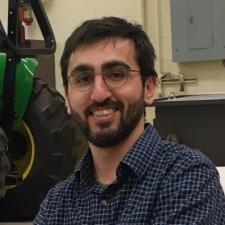 Cengiz K. - PhD Candidate - Agricultural Robotics and Mechatronics