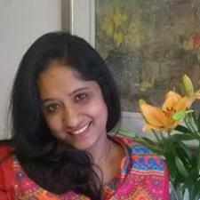Soumya K. - Tutor with English and Maths experience