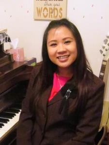 Sopita S. - piano teacher with music bachelor degree
