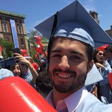 Lazaro D. - Columbia Engineering graduate