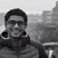 Manish D. - Oceanography Graduate Student with passion for math and science