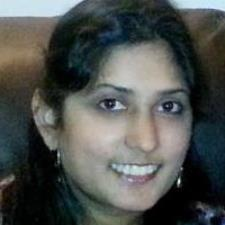 Bhamati V. - Math Tutor for Middle/High School Mathematics