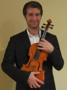 Adrian B. - Violin/Viola Teacher