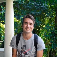 Mathew E. - Hi! My name is Mathew, and I am a 4th year science student at UF!