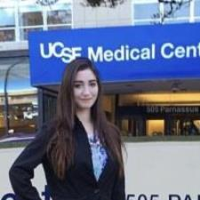 Katya K. - Top 3% in Nation UCLA Grad