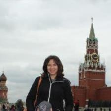 Olga F. - Russian lessons with a native speaker