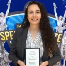 Makaylah J. - Two Time National Qualifiying Debater & State Oratorical Champion